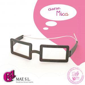 Gafas de mica