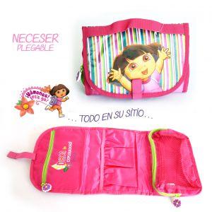 Neceser plegable de Dora, la exploradora