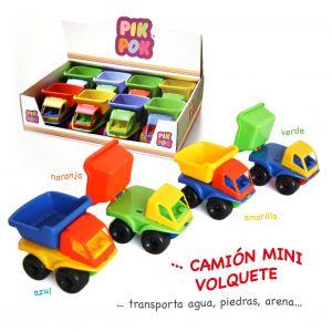 Camion pequeño