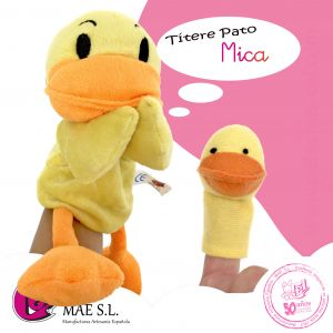 TITERE MICA PATO.